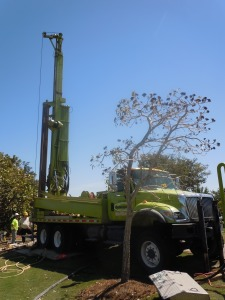 Residential Well Drilling and Irrigation Service.